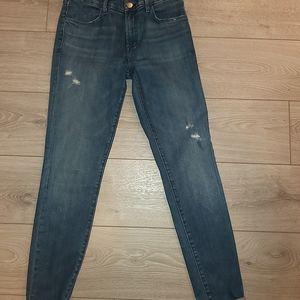 J brand mystic boyfriend jeans